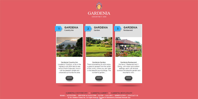Gardenia Country Inn