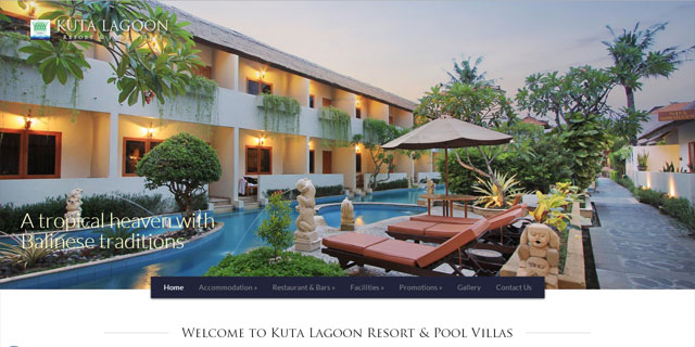 Kuta Lagoon Resort
